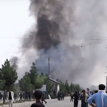 Atentatul din Kabul, revendicat de militanţii talibani