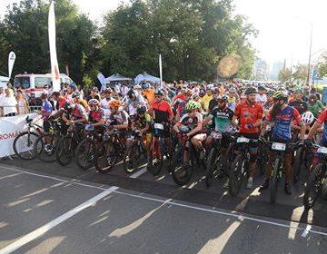 221 iubitori de MTB si-au luat cetatenia in Tinutul Maratonului Olteniei si s-au bucurat de sportul favorit pe traseele din jurul orasului Ramnicu Valcea