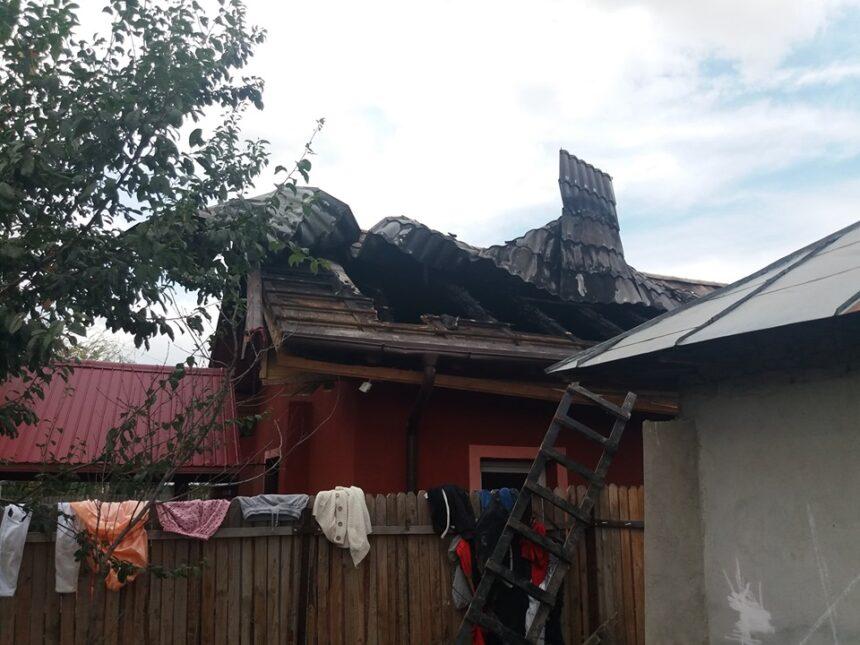 Primăria Balş, apel pentru o familie afectată de un incendiu