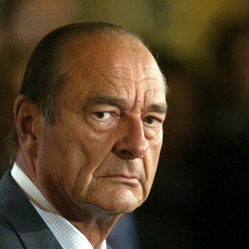 A murit fostul preşedinte francez Jacques Chirac