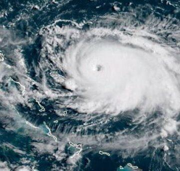 2.500 de persoane date dispărute în Bahamas după trecerea uraganului Dorian