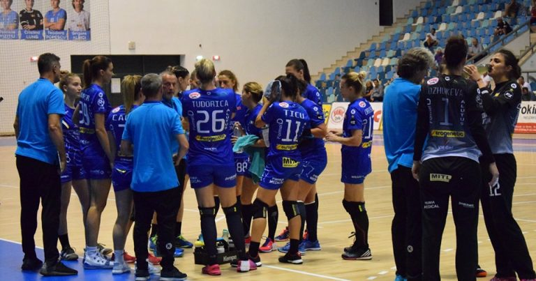 Primul eșec al sezonului pentru SCM Craiova