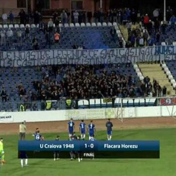 FCU Craiova, lider autoritar al seriei! Totul pentru Cupă!