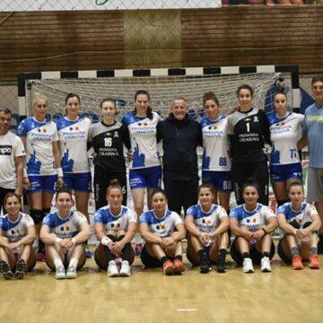 Craiova și Râmnicu Vâlcea trimit câte două handbaliste la naționala de tineret
