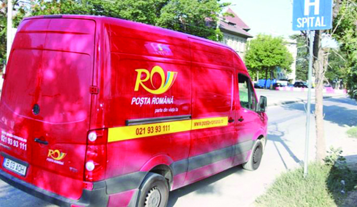 Directorul Poştei Române, amendat după jaful din Balş