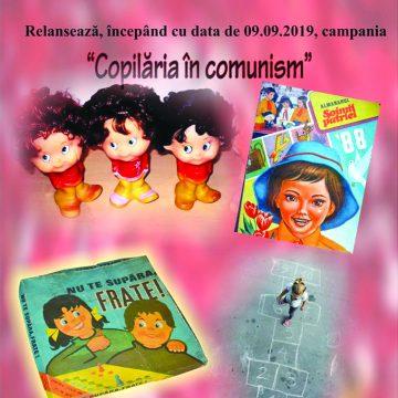 """Campania """"Copilăria în comunism"""", la Muzeul Olteniei Craiova"""