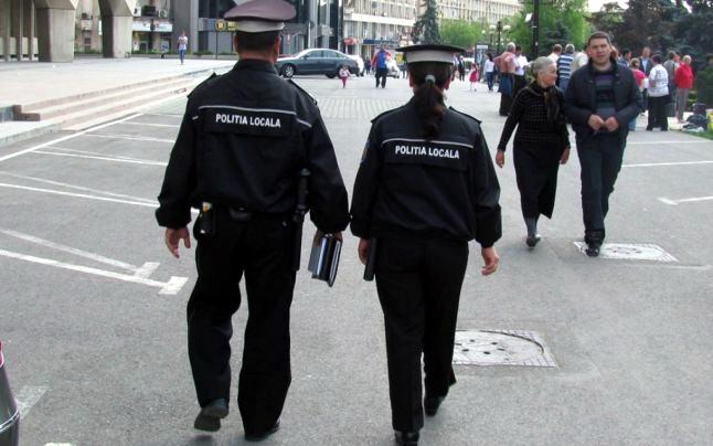 Poliția locală din Târgu Jiu a avut bătăi de cap pe străzile municipiului