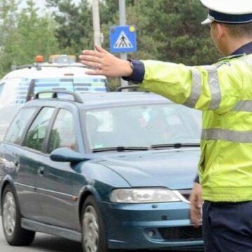 Băut la volan și prins de poliție la prima oră