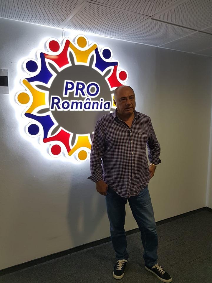 Solomon, fără sprijinul Pro România