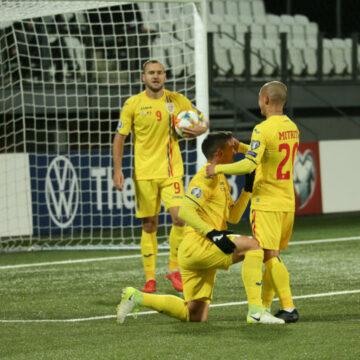Mitriță, decisiv în victoria din Insulele Feroe!