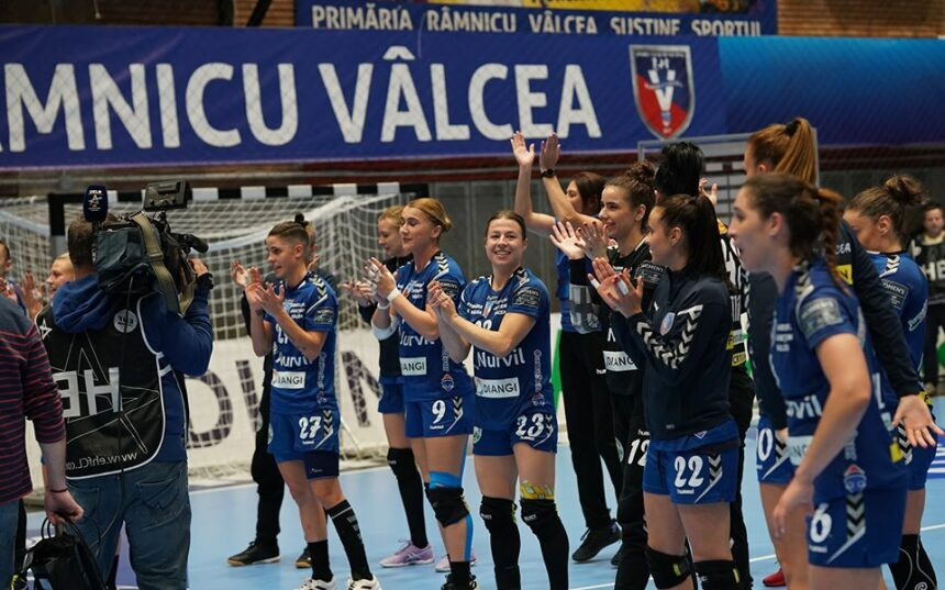 Campioana s-a impus în Bănie! SCM Craiova – SCM Râmnicu Vâlcea 23-27