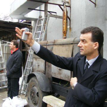 Cican din Orșova, manager la spitalul din Caransebeș