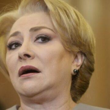"""Dăncilă s-a semnat """"bucătar-șef al delegației S&D"""" în e-mailul prin care suținea OUG 13"""
