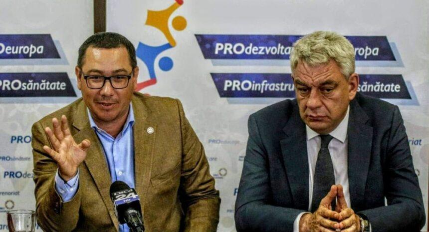 Olt. Fostul coordonator al Pro România, Silvian Dan, pleacă din partid