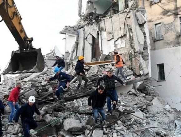 Zi de doliu în Albania după cel mai violent seism din ultimul deceniu