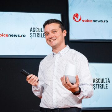 VoiceNews.ro: news for the new generation