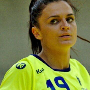 Ana Maria Savu a semnat cu SCM Craiova
