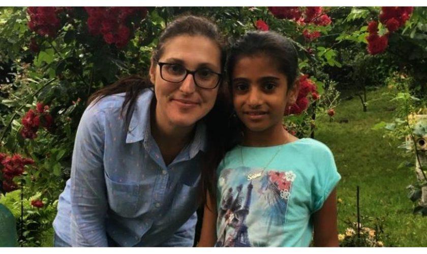 Sorina Săcărin, fetiţa adoptată în SUA a trimis un mesaj către foştii îngrijitori din România