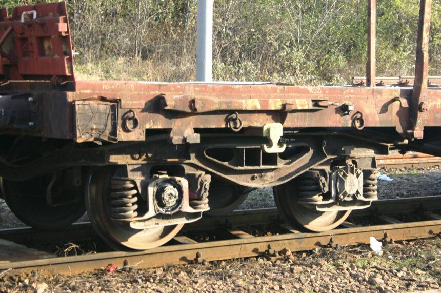 Mehedinți: Alt tren marfar a deraiat pe Dealul Balota