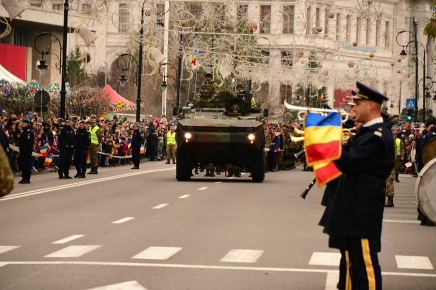 Ziua României, în centrul Băniei