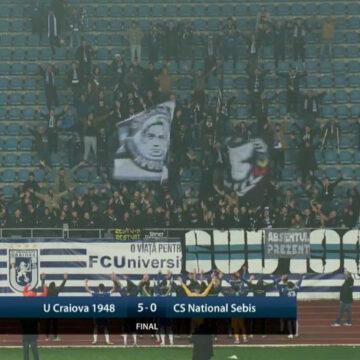 Final de tur: FCU Craiova, favorită certă la promovarea în B!