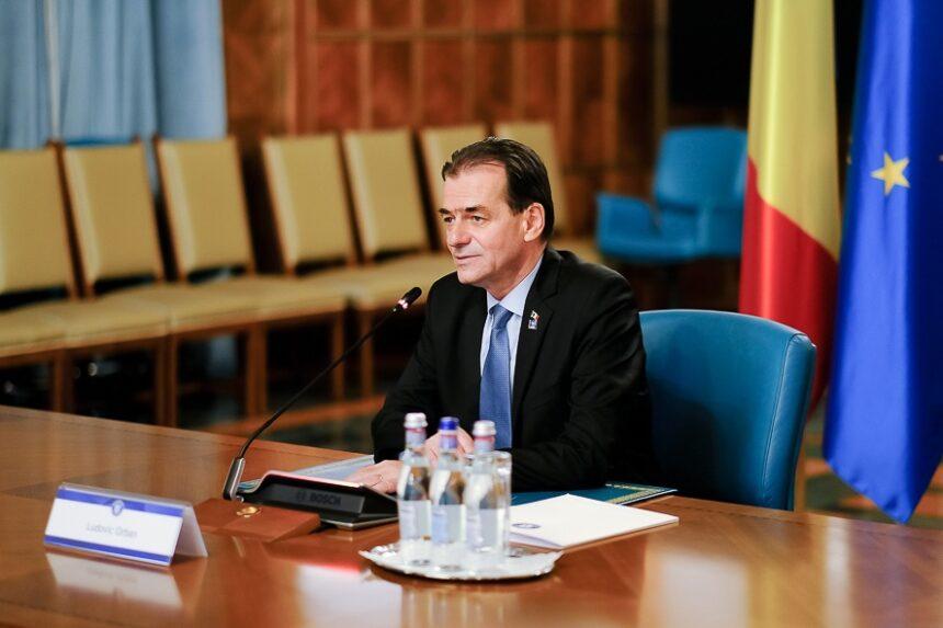 CCR a decis: Desemnarea lui Ludovic Orban nu e constituţională