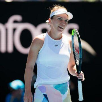 Simona Halep, în semifinalele Australian Open