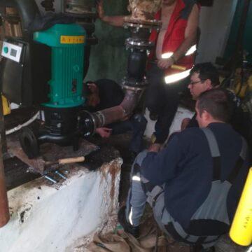 Termo Craiova, noi echipamente în speranţa că nu vor mai fi avarii