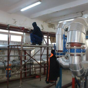Proiectul pilot pentru încălzirea Severinului, aproape gata