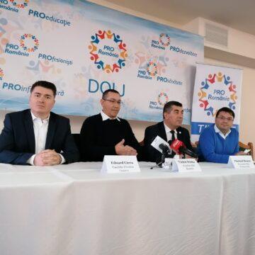 """Ponta spune """"nu"""" oricărei colaborări cu PSD Dolj"""