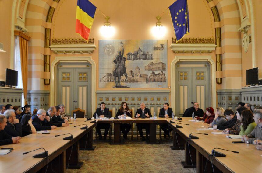 Adunarea generală a Asociației de Dezvoltare Intercomunitară ECODOLJ