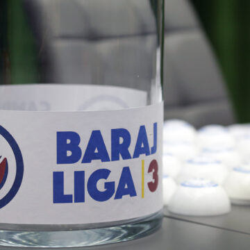 Regulamentul pentru barajul de promovare în Liga 3 a fost aprobat