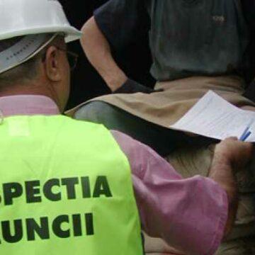 21 de angajatori au fost sancţionaţi în urma controalelor ITM Gorj