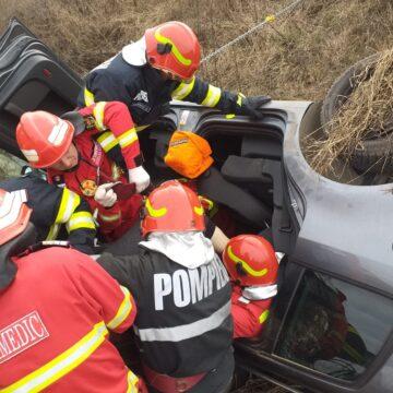 Accident pe DN 6. Un cetăţean german a murit
