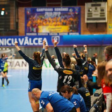 SCM Râmnicu Vâlcea vrea victoria în partida cu Krim Ljubljana, într-un weekend plin de handbal!
