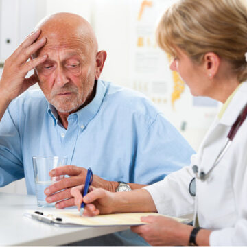 Pupila dilatată, semnul care poate anunța apariția demenței