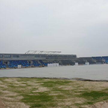 Președintele Federației de Atletism, impresionat de stadionul pe care oltenii îl vor finaliza în primăvară