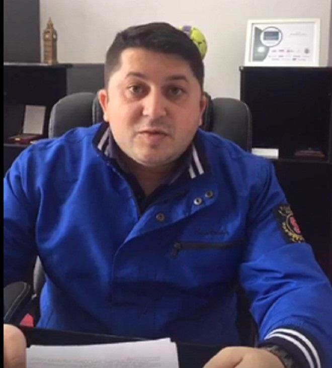 """Primarul mehedințean care vrea desființarea poliției locale revine în forță: """"Eu nu plăteasc trândășia, ca să spunem așa, lenevenia!"""""""