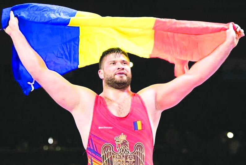 România a încheiat Europenele de lupte cu patru medalii