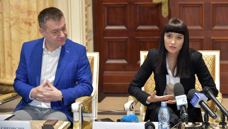 Irina Rimes, ambasador onorific al Zilei Brâncuşi 2020