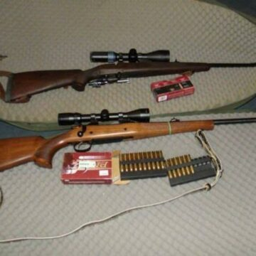 Polițiștii vâlceni au dat amenzi de peste 16.000 de lei pentru nerespectarea securităţii armelor