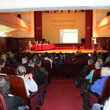 Proiectul de buget local din Râmnicu Vâlcea, supus dezbaterii publice