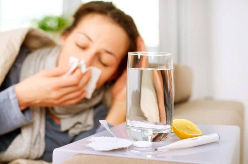 Mâinile curate ţin gripa departe