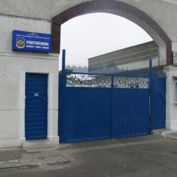Vizite doar cu dispozitiv de separare, la Penitenciarul Drobeta