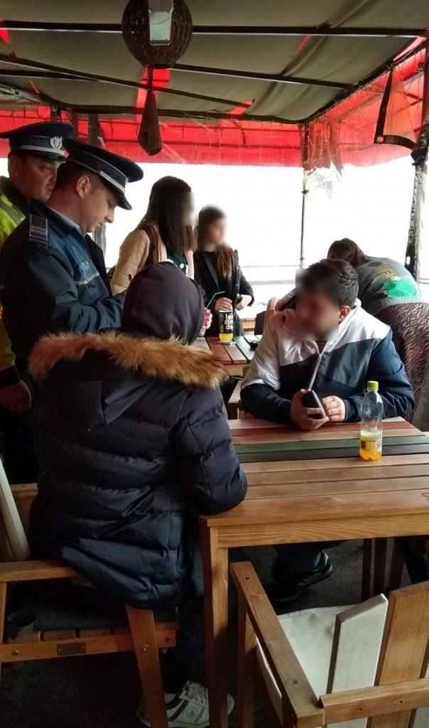 Peste 70 de polițiști vâlceni au luat parte la o razie de amploare în municipiu
