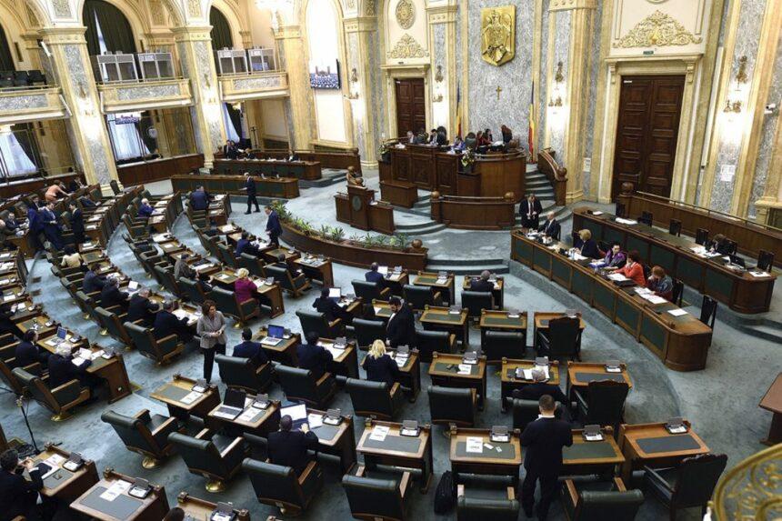 Comisia Juridică a Senatului a respins ordonanţa de urgenţă privind alegerile anticipate