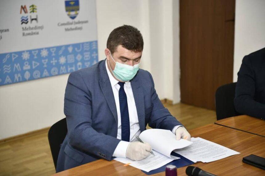 Spitalul orășenesc Vânju Mare intră în reabilitare