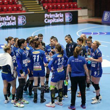 Clubul SCM Râmnicu Vâlcea a suspendat contractele handbalistelor