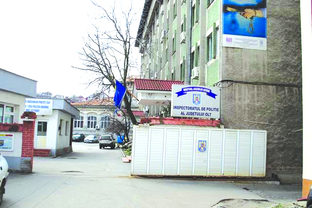 Serviciul de Ordine Publică Olt și-a suspendat relațiile cu publicul