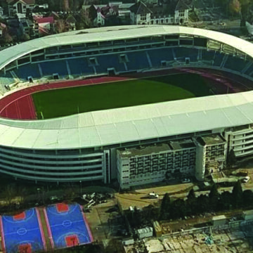 Centru de carantină, Stadionul din Târgu Jiu a trimis acasă primele persoane